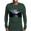mountain lake Mens Long Sleeve T-Shirt
