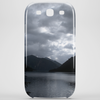 mountain lake Phone Case