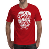Mountain Of Skulls Mens T-Shirt