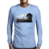Mountain View Mens Long Sleeve T-Shirt