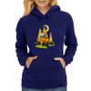 Mountains Womens Hoodie