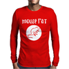 MOUSE RAT Mens Long Sleeve T-Shirt