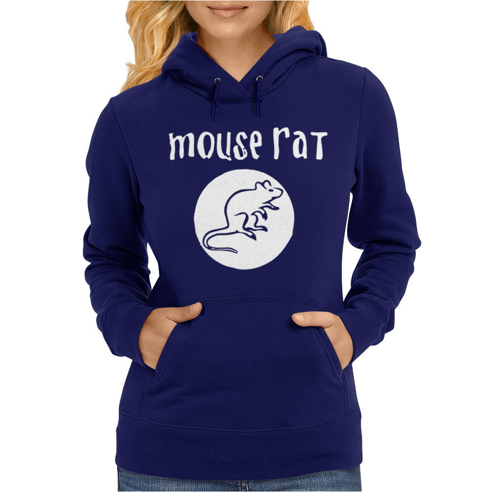 MOUSE RAT Womens Hoodie