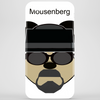Mousenberg  Phone Case