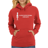 Movie T-shirt inspired by classic films - Paul Womens Hoodie