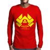 Movie T-shirt inspired by the classic film - Die Hard Mens Long Sleeve T-Shirt