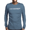 Movie T-shirt inspired by the film Ironman - Stark Industries Mens Long Sleeve T-Shirt