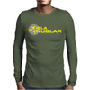 Movie T-shirt inspired by the film Jurassic Park - Isla Nublar Mens Long Sleeve T-Shirt