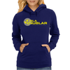 Movie T-shirt inspired by the film Jurassic Park - Isla Nublar Womens Hoodie