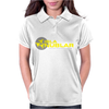 Movie T-shirt inspired by the film Jurassic Park - Isla Nublar Womens Polo
