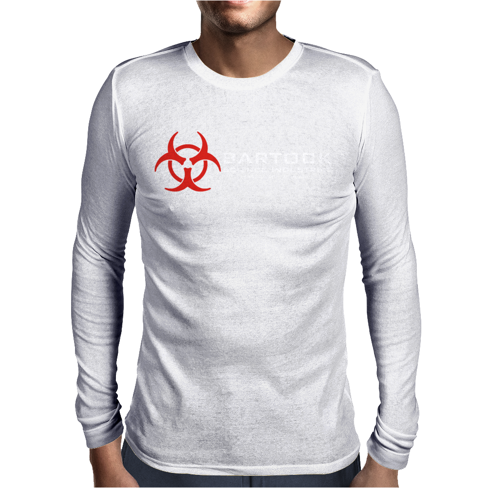 Movie T-shirt inspired by the film - The Fly Movie Mens Long Sleeve T-Shirt