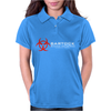 Movie T-shirt inspired by the film - The Fly Movie Womens Polo