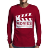 Movies Ruining the Book Since 1920 Mens Long Sleeve T-Shirt