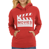 Movies Ruining the Book Since 1920 Womens Hoodie