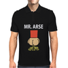 Mr Arse Stag Night Mens Polo