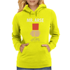 Mr Arse Stag Night Womens Hoodie