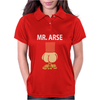 Mr Arse Stag Night Womens Polo