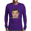 Mr Bean Ideal Birthday Present or Gift Mens Long Sleeve T-Shirt