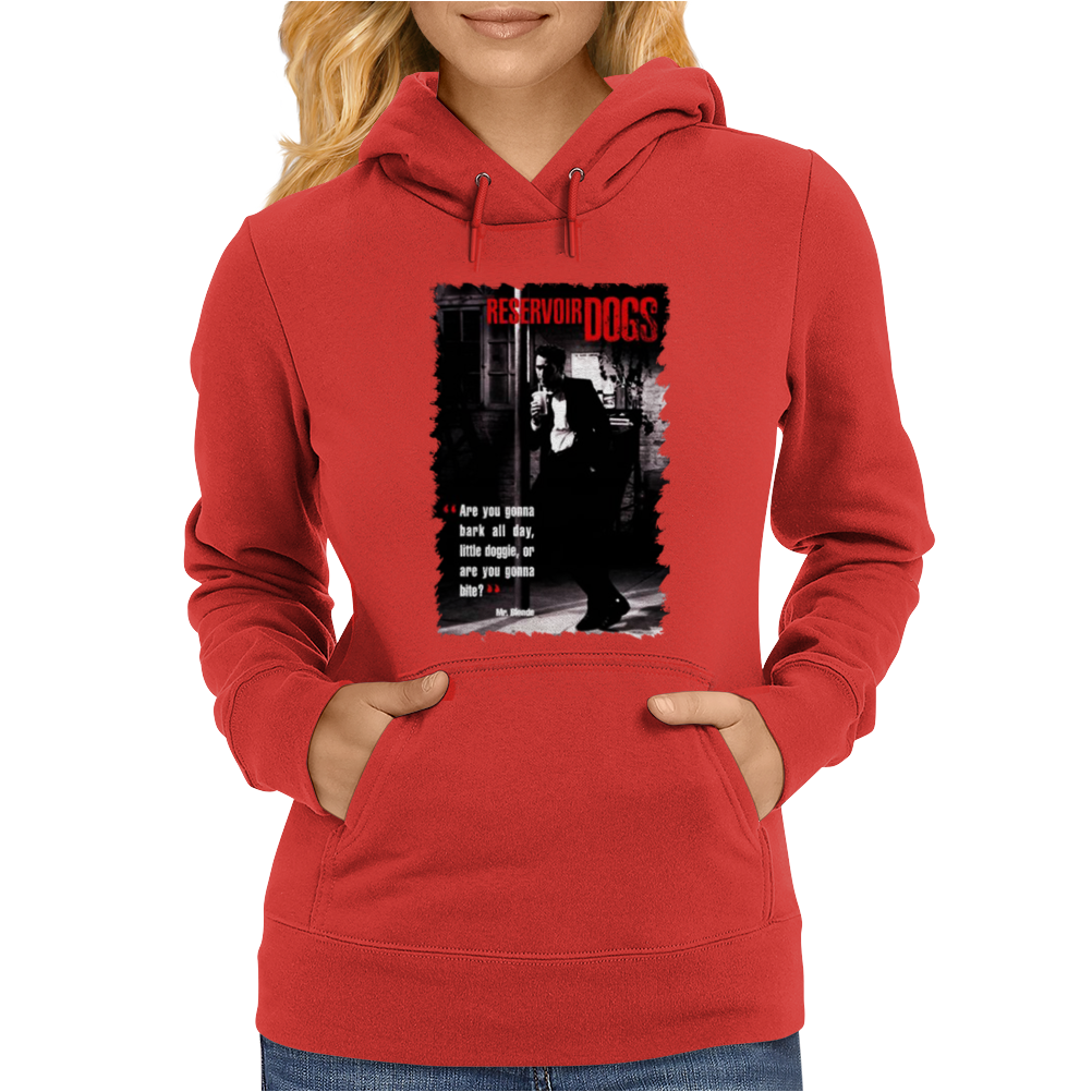 Mr Blonde - Reservoir Dogs Womens Hoodie