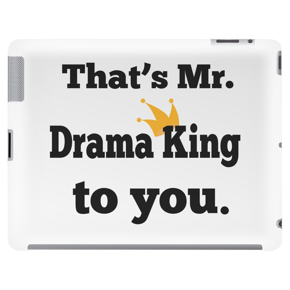 Mr Drama King Tablet (horizontal)