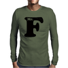 Mr. F Mens Long Sleeve T-Shirt