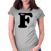 Mr. F Womens Fitted T-Shirt