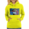 MR GORGEOUS   HORSE Womens Hoodie