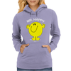 Mr Happy Womens Hoodie