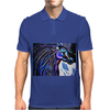 MR MIDNIGHT BLUE    HORSE Mens Polo