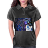 MR MIDNIGHT BLUE    HORSE Womens Polo