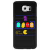 Mr. Monsteur's little chat with Pac-Man's enemies! Phone Case