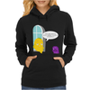 Mr. Monsteur's Terrible sundays! Womens Hoodie