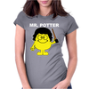 Mr Potter Movie Magic Womens Fitted T-Shirt