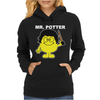 Mr Potter Movie Magic Womens Hoodie
