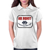 Mr Robot - Computer Repair With A Smile Womens Polo