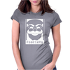 Mr. Robot TV Series Banksy Fsociety Womens Fitted T-Shirt