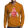 Mr. Steal your show Mens Hoodie