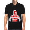 Mr. Steal your show Mens Polo