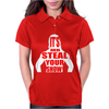 Mr. Steal your show Womens Polo