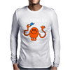 Mr Tickles Mens Long Sleeve T-Shirt