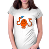 Mr Tickles Womens Fitted T-Shirt