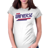 Mr Universe Womens Fitted T-Shirt