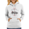 Mr. Unluckys Auto Shop Womens Hoodie