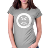 Mr Yuk Womens Fitted T-Shirt