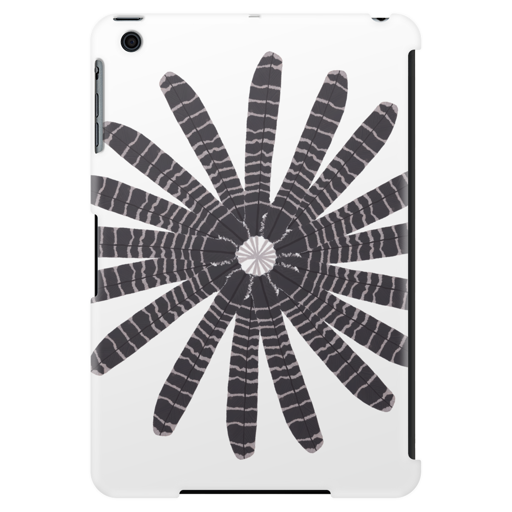 MrCrackin Circle of Owl Feathers Tablet (vertical)