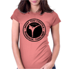 Muay Thai Fighter Womens Fitted T-Shirt