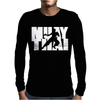 MUAY THAI Mens Long Sleeve T-Shirt