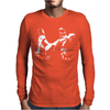Muay Thait mma Mens Long Sleeve T-Shirt