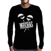 Muchas Maracas Mens Long Sleeve T-Shirt