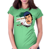 Mucho Grande! Womens Fitted T-Shirt